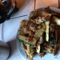 A healthy alternative to an old favorite: Zucchini Fries